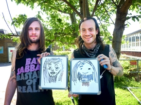 Interview// Cancer Bats vs While SheSleeps