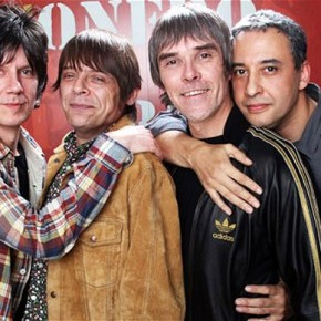 Live// The Stone Roses –  Finsbury Park, June 8th