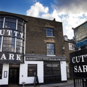 Restaurant Review – The Cutty Sark Tavern, Greenwich