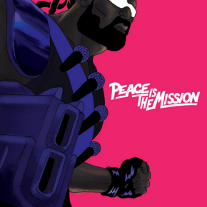 Album Review: Major Lazer – Peace Is The Mission