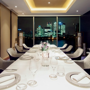 Restaurant Review – Peninsula Restaurant, InterContinental The O2