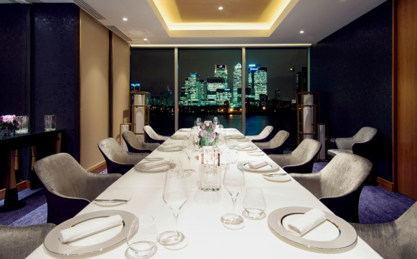 InterContinental London - The O2, Peninsula Private Dining Room
