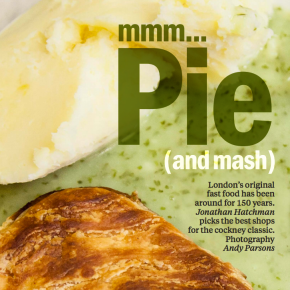 Time Out – London's Best Pie & Mash