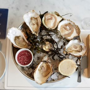 Restaurant Review – Bentley's Oyster Bar & Grill