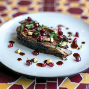 Ceru Brings a Compelling Portion of the Levant to SouthKensington