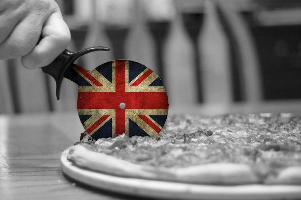 Brexit Pizza