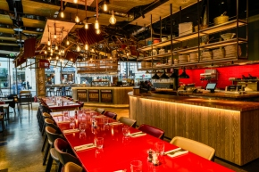 Restaurant Review: Duck & Waffle Local