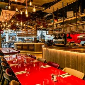 Restaurant Review: Duck & WaffleLocal
