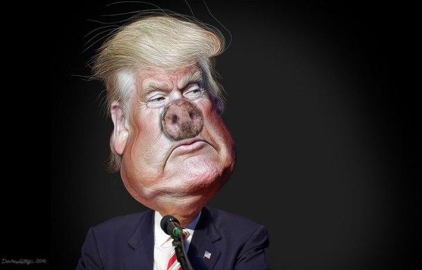 Trump-Pig