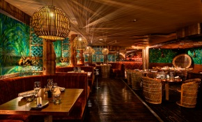 Restaurant Review: Pufferfish at Mahiki, Kensington