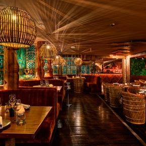 Restaurant Review: Pufferfish at Mahiki,Kensington