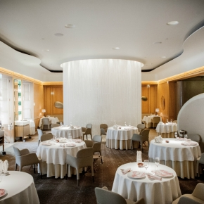 Review: Goût de France at three Michelin starred Alain Ducasse at The Dorchester