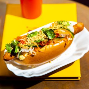 Eater London: Where to find London's finest hotdogs